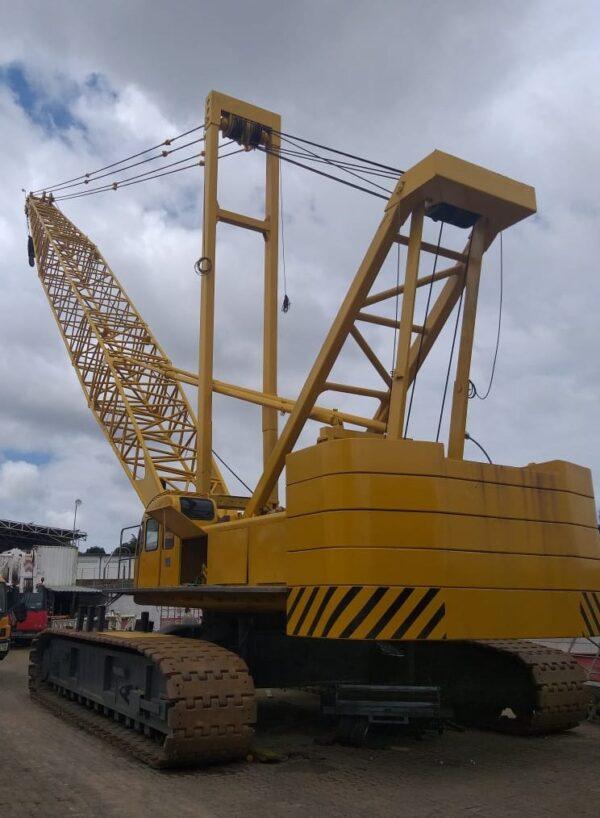 XCMG QUY150 2010 - 150 ton. SEMINOVO