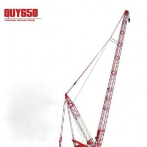 FUWA QUY650 - ZERO KM