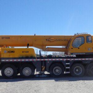 XCMG QY100K 2007 - 100 ton. - muito nova