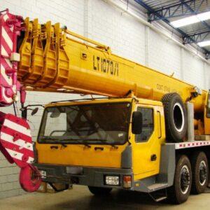 SICHUAN-TEREX LT1070/1 2008 70 ton. - SEMINOVO - pouco uso