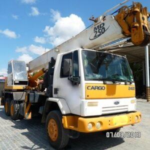 MADAL MD250 2002 - F.Cargo 2422 2002 - 3 UNIDADES