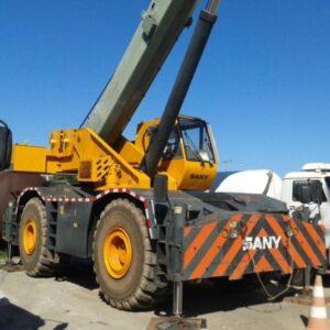 SANY RT SRC 550 2011