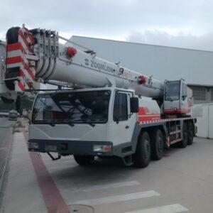 ZOOMLION ZMC75 2011 - SEMINOVO