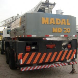 MADAL MD30 2002 - VW26310 6x4 2002