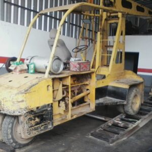 HYSTER K110 - 5 ton.