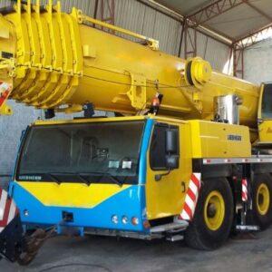 LIEBHERR LTM1200-5.1 2007 - IMPECÁVEL