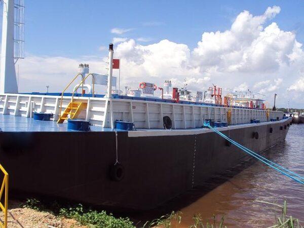 BALSA P/ 3.500.000 L. DE ÁGUA ou COMBUSTÍVEL 2012