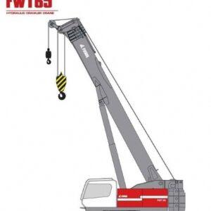 FUWA FWT65 - Novo, Zero Km - Lança Telescópica - Pronto