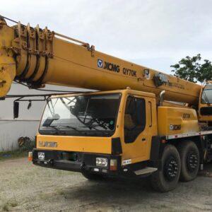 XCMG QY70K 2009 70 ton.