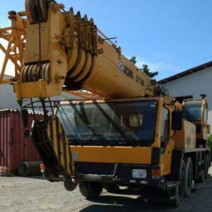 XCMG QY70K 2008 70 ton.