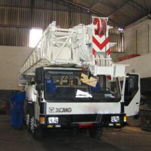 XCMG QY35K5 2006 35 ton. - 5 lanças