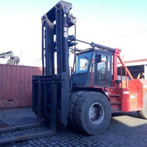 Empilhadeira TAYLOR TE450L 1997 - 20 ton.