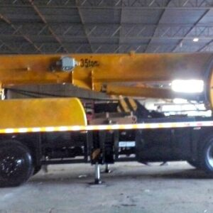 XCMG QY30K5 - 2011 - 30 ton.