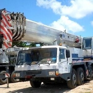 ZOOMLION QY100H - 2009 - 100 ton.