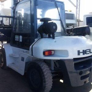 EMPILHADEIRA HELI CPCD70 2011 7 ton. - combustão - 2 unidades