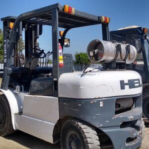 EMPILHADEIRA HELI CPCD40 - 2011 - 4 ton.
