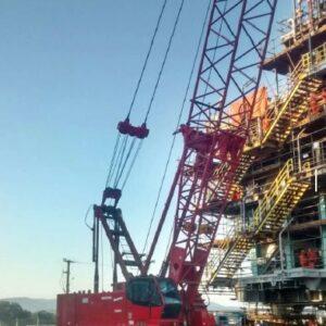 MANITOWOC 12000 - 2009 - 109 ton.
