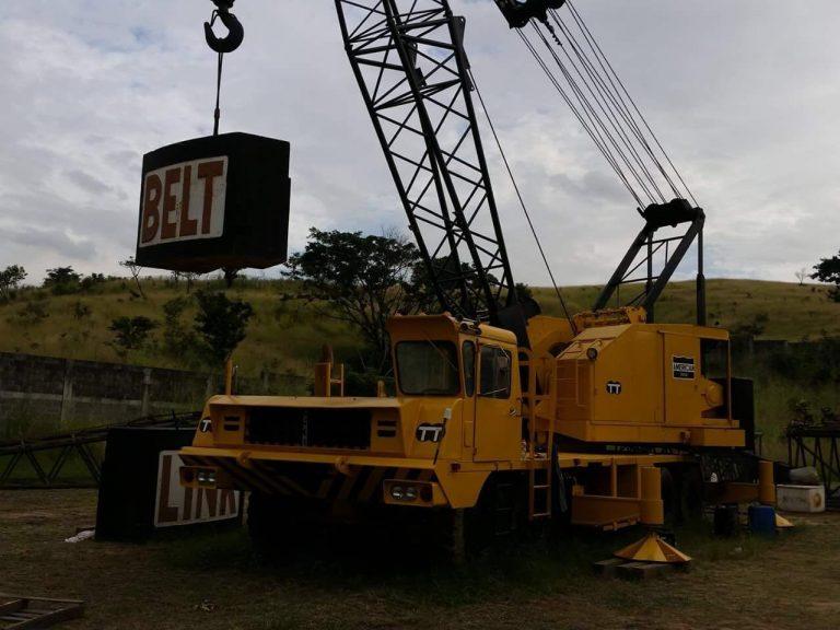AMERICAN 5530 1979 - 75 ton.