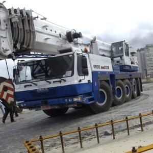 GROVE GMK5120 2011 - 120 ton.