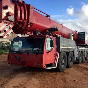 LIEBHERR LTM1400-7.1 2003 - 400 ton.