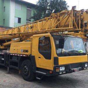 XCMG QY30K5 2008 – 30 ton. – Muito bom