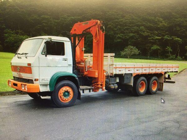 ARGOS AGI 20.500 2006 - VW 14.150 TRUCK 1993