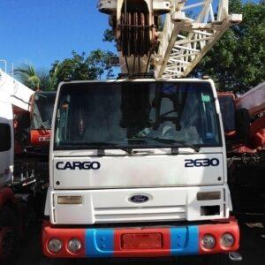 MADAL MD250 2004 - F.CARGO 2630 2001/2002