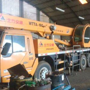 WTTA 16G 2011/2012 - 16 ton.