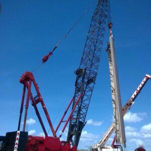 MANITOWOC M250 - 250 ton.