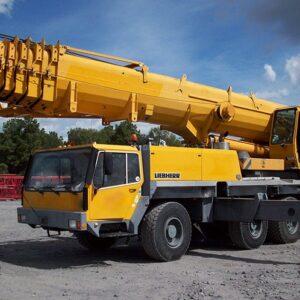 LIEBHERR LTM1225 1997 - 225 ton.