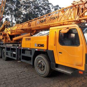 XCMG QY30K5 2007 - 30 ton.