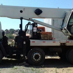 GROVE by MANITOWOC GBT-35 2012 35 ton. - F.CARGO 6332e 2009