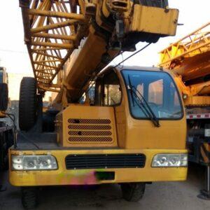 XCMG QY20B 2007 - 20 ton.