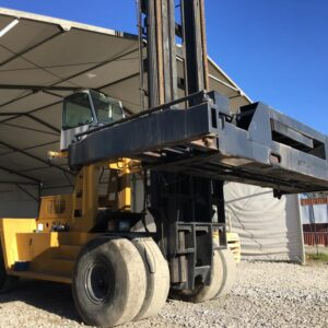 REACH STACKER MILAN - 45 ton.