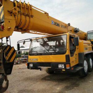 XCMG QY50K 2007/2008 - 50 ton.