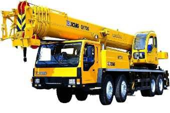 XCMG QY70K 2008 - 70 ton. - 2 UNIDADES
