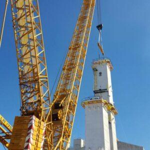 LIEBHERR LR1750 750 ton. - 2010/2011