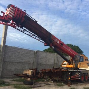 SANY STC 800 2012 - 80 ton. - sinistrado