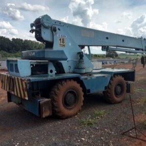 BANTAN S-628 - 18 ton. - bom estado