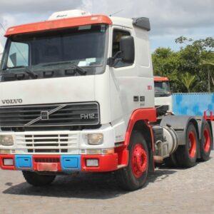 CAVALO MECÂNICO VOLVO FH 12 420 6x4 CMT 100 - 2002