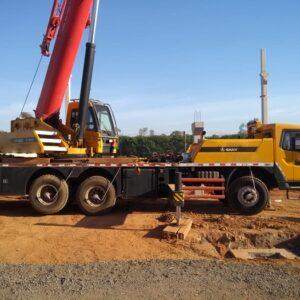 SANY STC 300B 2013 - 30 ton.