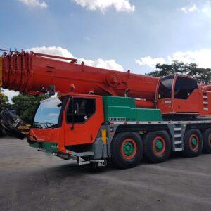 LIEBHERR LTM-1100 4.1 2006 - 100 ton. - Excelente