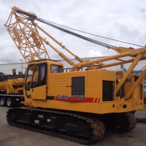 XCMG QUY50A 2012 – 50 ton. – quase zero km.