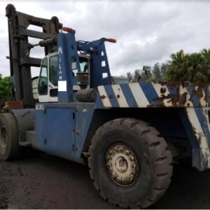 EMPILHADEIRA MILAN MC300G 2008 - 30 ton. - 2 unidades