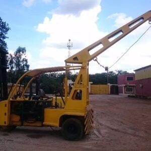 HYSTER K110 1982 A 1991 - 5 ton. - diversas unidades