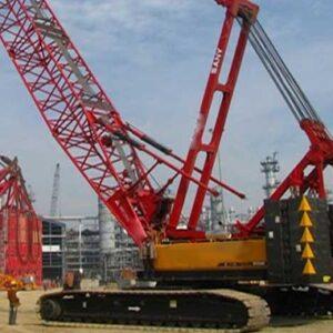 SANY SCC 2500 2008, 2009 e 2010 - 250 ton. - 3 unidades