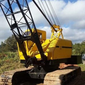 P & H 320 - 18 ton. - em pleno funcionamento