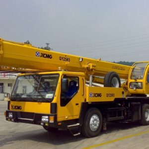 XCMG QY25K5 2008 25 ton. - 2 unidades