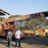 TEMA TERRA T20 1984 20 ton. - tudo em ordem