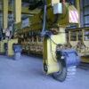 PÓRTICO 75 ton. sobre Pneus - vão 11 m. e elevação 10 m. - 2 unidades - seminovo